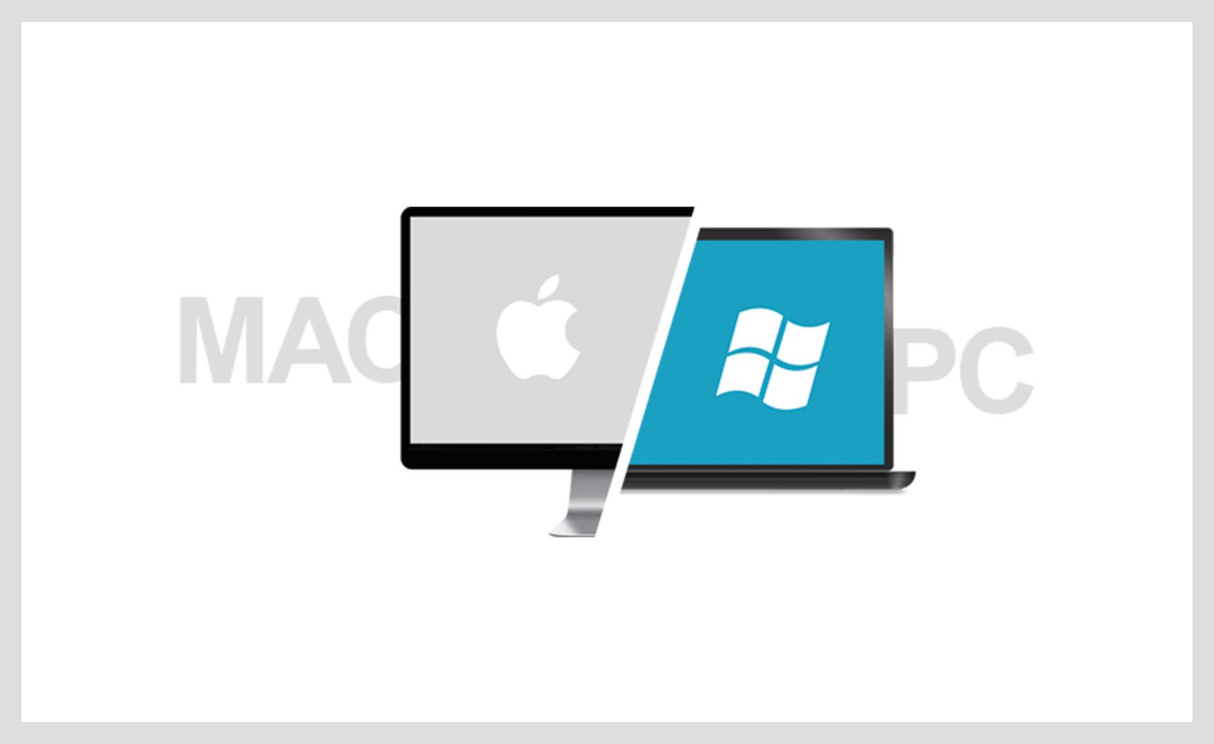 MAC OU PC… L'ÉTERNEL DILEMME ( Que choisir et pourquoi ? )